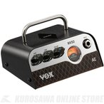 VOX Nutube搭載ヘッド・アンプ MV50-AC 《ギターアンプ/ヘッドアンプ》 【送料無料】【次回入荷分ご予約受付中】