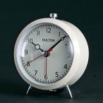 ALARM CLOCK IVORY アラームクロック アイボリー ダルトン 100-053Q/IV (S:0240)