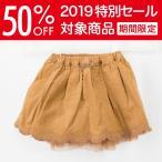 【30%OFF 2018 年末年始 SALE】la poche biscuitラポシェビスキュイ チュールスカート