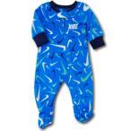 ベビー ナイキ フリース カバーオール Nike Infant Coverall ベビー服 赤ちゃん オリオンブルー紺白 BY038