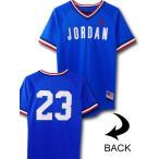 LL291  キッズ Jordan Jersey ジョーダン メッシュジャージ 青白赤
