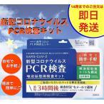 PCR検査検査キット 日本製メーカー コロナウィルス 自宅で簡単 東亜産業 唾液【在庫有:即納】