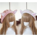 ロリータ ロリィタ ゆめかわいい 耳付き ベレー帽