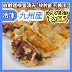 冷凍 ひとくち餃子(冷凍餃子)12個 放射能検査済み