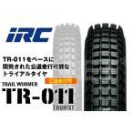 セール特価 IRC(井上ゴム) TR011 ツーリスト (4.00-18) 64P TL リア (102382) バイク タイヤ