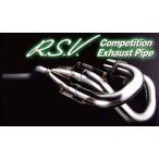 ラフ&ロード R.S.V. 4st コンペティション EXパイプ TRICKER/SEROW250/XT250X RSV8204 ROUGH&ROAD ラフアンドロード