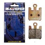 ZX-6R 07- NISSIN ニッシン ラジアルマウント 4枚パッド ZCOO ジクー ブレーキパッド セラミックシンタード タイプC ZRM-N006C