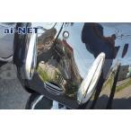 レビューで送料¥390 6ヶ月保証付 JOKER ジョーカー50/90 純正リペア用 メッキ フロントモール 外装 aiNET製
