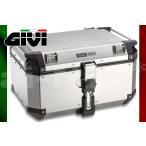 送料無料 GIVI ジビ アウトバック モノキートップケース OBK58AD アルミ58L (91473) トップケース リアボックス