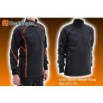 アンダー・インナーウエア(HBV-001)防風インナーシャツ オレンジ ブラック ヘンリービギンズ Mサイズ Lサイズ XLサイズ (ツーリング キャンプ) デイトナ