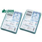 Yahoo!アイネットお買い得2セット LOGOS/ロゴス 倍速凍結・氷点下パックM (81660642) 保冷剤 冷凍保存 長時間 最強