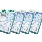 Yahoo!アイネットお買い得4セット LOGOS/ロゴス 倍速凍結・氷点下パックM (81660642) 保冷剤 冷凍保存 長時間 最強