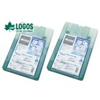 Yahoo!アイネットお買い得2セット LOGOS/ロゴス 倍速凍結・氷点下パックL (81660641) 保冷剤 冷凍保存 長時間 最強