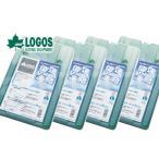 Yahoo!アイネットお買い得4セット LOGOS/ロゴス 倍速凍結・氷点下パックL 81660641 保冷剤 冷凍保存 長時間 最強