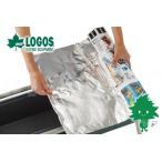 Yahoo!アイネットLOGOS/ロゴス (グリルにぴったり)BBQお掃除楽ちんシート・ワイド(極厚)(81314011)(Smart80 ストリームオーブンBBQ L、チューブラルグリル対応)
