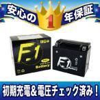 レビューで送料¥390 1年保証付 F1 バッテリー FTX12-BS YTX12-BS互換 液入れ充電済み バイク用 バッテリー