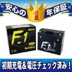 レビューで送料¥390 1年保証付き F1 バッテリー FT12B-4 YT12B-BS互換 GT12B-4互換 液入れ充電済み バイク用 バッテリー