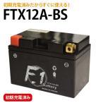 レビューで送料¥390 1年保証付 F1 バッテリー スカイウェイブ250 タイプS BA-CJ43A用 バッテリー YT12A-BS FTZ9-BS 互換 MFバッテリー FT12A-BS