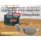 【最安セール】 Colemanコールマン 偏光レンズ スポーツサングラス メンズ・レディース用 UVカット 釣り アウトドア おしゃれ 人気 〓 CO3017-1+ケース