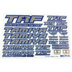 TRFシリーズ No.137 TRFステッカーC ブルーエッジ/ミラー 42237[42237-000]