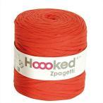 ショッピングズパゲッティ Hoooked Zpagetti フックドゥ ズパゲッティ リサイクルヤーン 超極太 ロットにより色の変更あり #Red レッド 約 120m