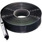 ショッピングエスコ エスコ ESCO  7.6mmx100m 熱収縮チューブ(黒) / EA944BB-7.5
