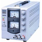 CUSTOM 直流安定化電源 0〜18V 0〜3A アナログメータ式[AP-1803]