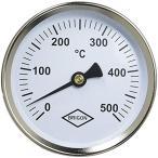 ショッピングエスコ エスコ ESCO  300mm バイメタル温度計 / EA770DA