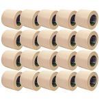 ショッピングマスキングテープ マスキングテープ No.720 50mm×18m 20巻入り 養生テープ [ベージュ] [J7570] [日東電工]