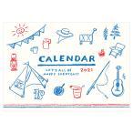 カレンダー 2021 壁掛け イラストライフカレンダー CK-2105 (R-05) リュリュ 令和3年 H514×W364 本庄綾子
