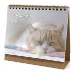 カレンダー 2019 卓上 クリームあにき卓上カレンダー M090-63 猫 ねこ ネコ 学研ステイフル