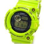 カシオ 腕時計 G-SHOCK フロッグマン GW-200F-3JR アップルグリーン 【中古】(46400)