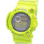 カシオ メンズウォッチ 腕時計 G-SHOCK フロッグマン FROGMAN GW-200F-3JR アップルグリーン 【中古】(48196)