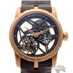 ロジェデュブイ エクスカリバー42 フライングトゥールビヨン 手巻 DBEX0392 750RG メンズ 時計