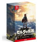Nintendo switch ゼルダの伝説 ブレス オブ ザ ワイルド COLLECTOR'S EDITION