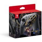 Nintendo Switch Proコントローラー モンスターハンターライズエディション  新品 在庫あり