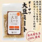オーサワ 大豆ミート(ひき肉風) 100g 国内産 大豆肉 ベジミート