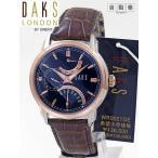 DAKS ダックス自動巻腕時計 オリエント ORIENT レトログラード WR0021DE