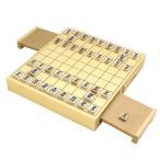 名人 PREMIUM 将棋セット SS-MJ20 将棋盤 囲碁 盤ゲーム ボードゲーム 将棋駒 知育玩具 右脳 伝統競技 対局 棋戦