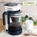 CORES コレス 5CUP COFFEE MAKER 5カップ コーヒーメーカー C301WH デザイン家電 コーヒー 珈琲 5カップ 純金フィルター ギフト