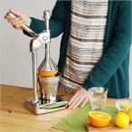 ハンドジューサー A型 0201-002 ジューサー ジュース 生ジュース オレンジジュース しぼりたて 搾りたて フレッシュ フレッシュジュース ヘルシー シンプル