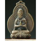 極小仏像(小)午歳の守り本尊 勢至菩薩 (浮き彫り)