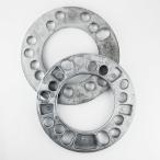ショッピングホイール ホイールスペーサー 8mm 2枚入 PCD100 PCD114.3 4穴 5穴 HKB HKWS8