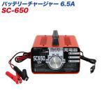 大自工業 Meltec メルテック 多機能バッテリー充電器 開放/密閉/ドライ対応 12V用 SC650