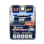 レミックス:ハロゲンランプ レミックスパークビーム キセノンホワイト H4U DC24V車用 6000K 75/70W→150/140W 車検対応/RS-324