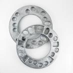 HKB シルバー ホイールスペーサー 10mm PCD100 PCD114.3 4穴 5穴 2枚入 HKWS10