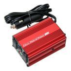 インバーター 車 トラック 24V USBポート AC100Vコンセント 定格出力120W 静音タイプ 大自工業 メルテック SIV-151
