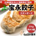 【口コミで人気NO1】 北海道 宝永餃子40個入 【お徳用】 ぎょうざの宝永