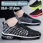 ランニングシューズ ジョギング マラソン シューズ スニーカー メンズ 3色 23.0cm〜27.5cm ウォーキング