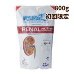 ショッピング原 初回送料無料 FORZA10 食事療法食 リナールアクティブ(腎臓ケア) 800g (フォルツァディエチ) ドッグフード【a0340】